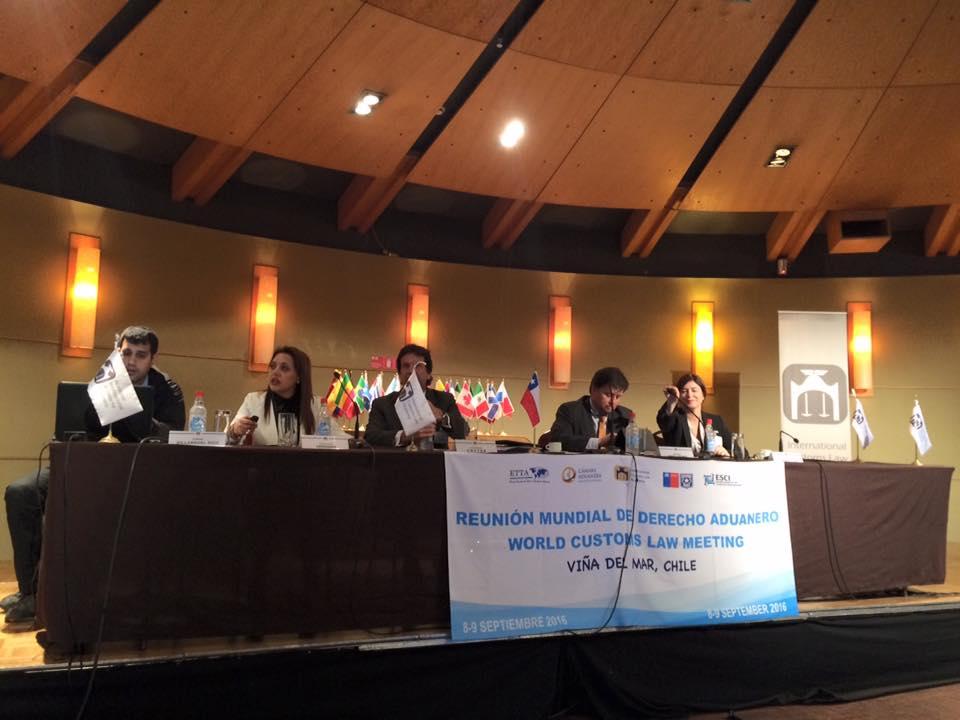 Reunião da Academia Internacional de Direito Aduaneiro discute os novos paradigmas do Direito Aduaneiro Sancionador